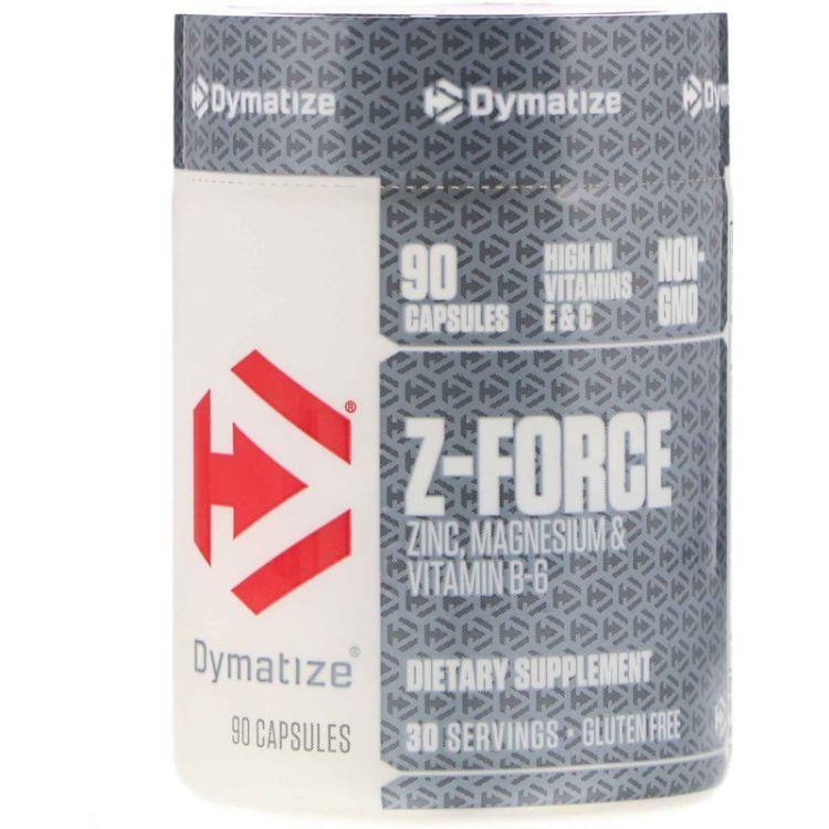 Z-Force от Dymatize 90 капсул_
