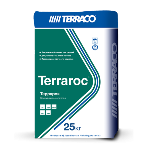 TERRAROC MC