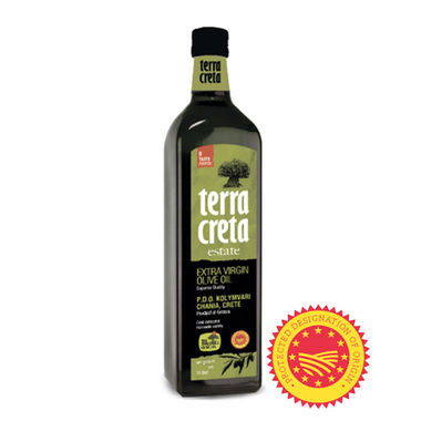 Оливковое масло Terra Creta Kolymvari - 1 л экстра вирджин PDO