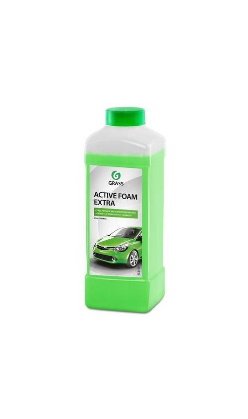 """Активная пена """"Active Foam Extra"""" GRASS 1л"""