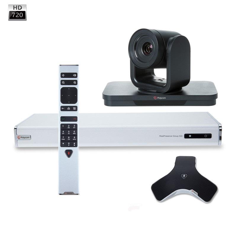 Система видеоконференций Polycom 7200-64510-114