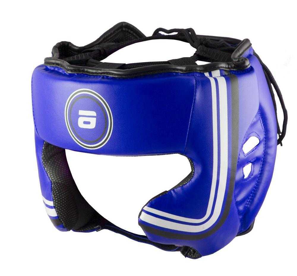 Шлем боксерский Atemi синий LTB-16320