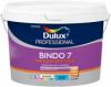 Краска для Стен и Потолков Dulux Bindo 7 4.5л Матовая / Дьюлакс Биндо 7