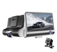 Автомобильное Комбо устройство 3 в 1 видеорегистратор на 3 камеры + gps + антирадар