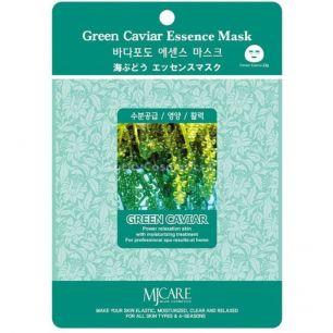 Green Caviar Essence Mask Маска тканевая морской виноград , 23гр