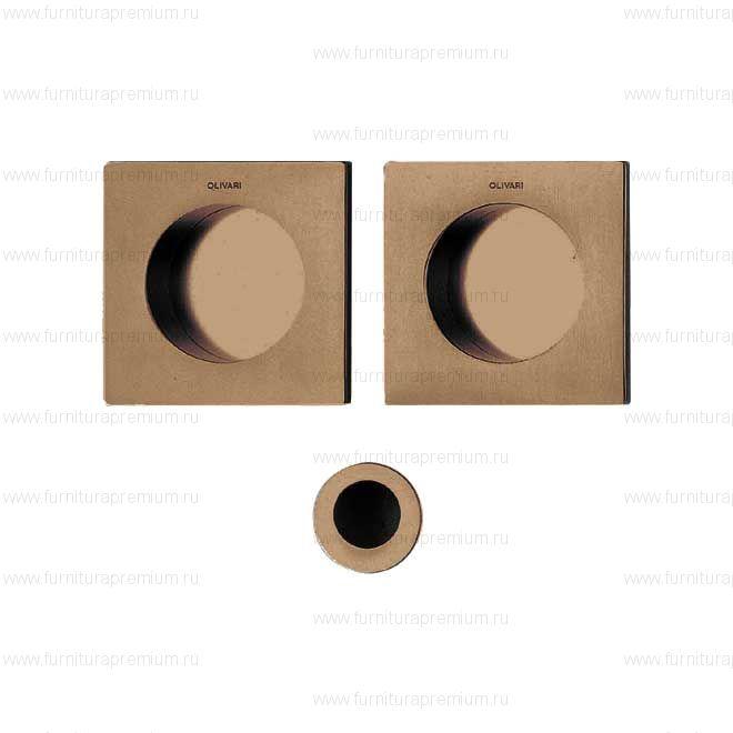 Ручка Olivari Giotto Q D129 для раздвижных дверей