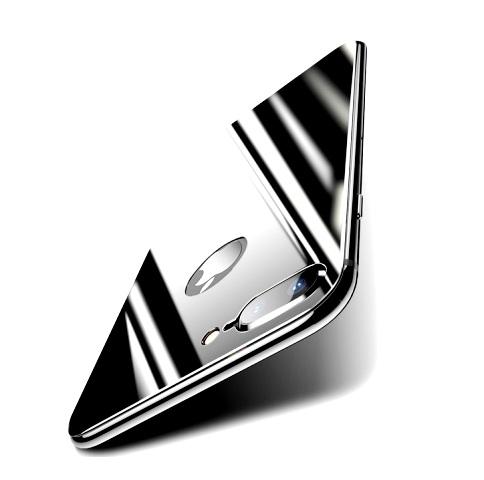 Защитное стекло на заднюю панель 5D Glass для iPhone 8 Plus Белый