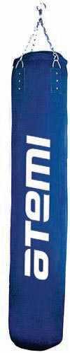 Мешок боксерский без набивки (100х35) ATEMI синий PS-10010