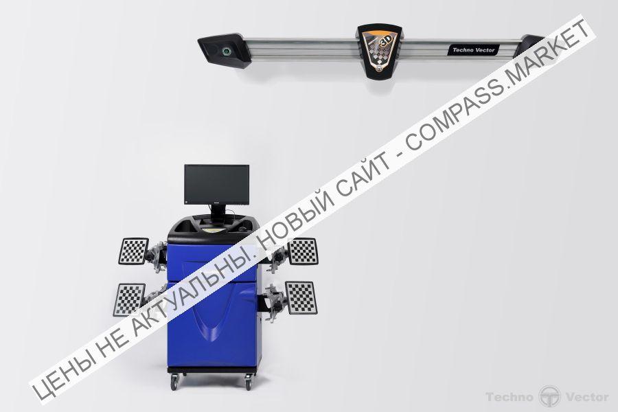 Стенд сход-развал 3D Техновектор 7 V 7202 K 5 A