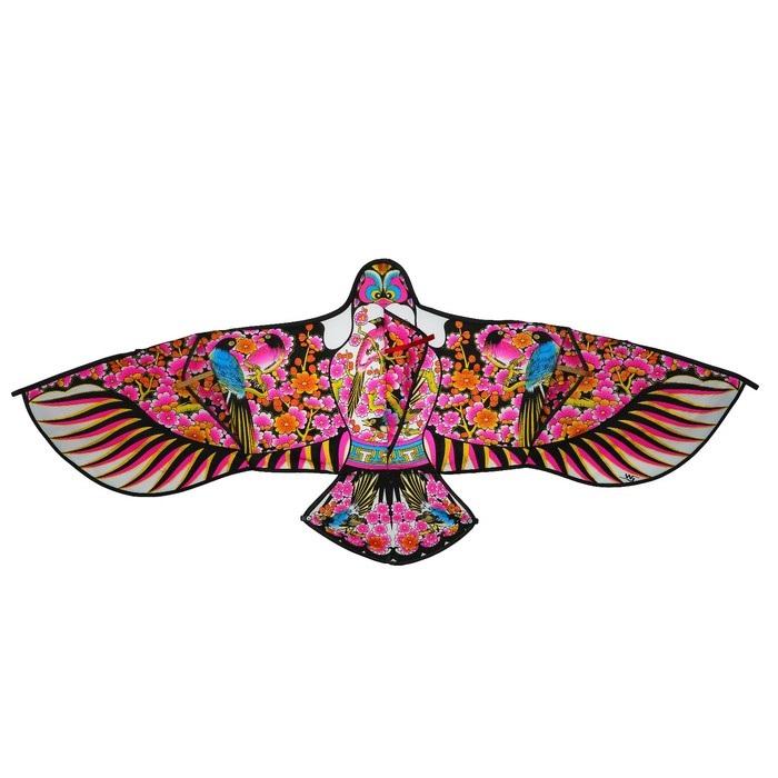 Воздушный змей ЖАР-ПТИЦА 140Х60 СМ