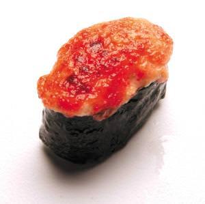016 f Запеченные суши с угрем