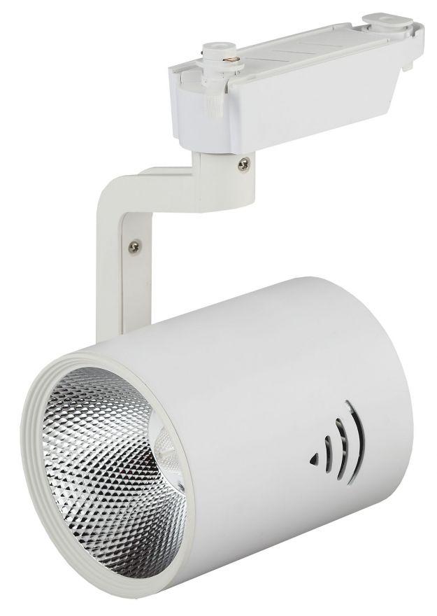 Трековый светильник на шинопровод ЭРА TR1-30 WH