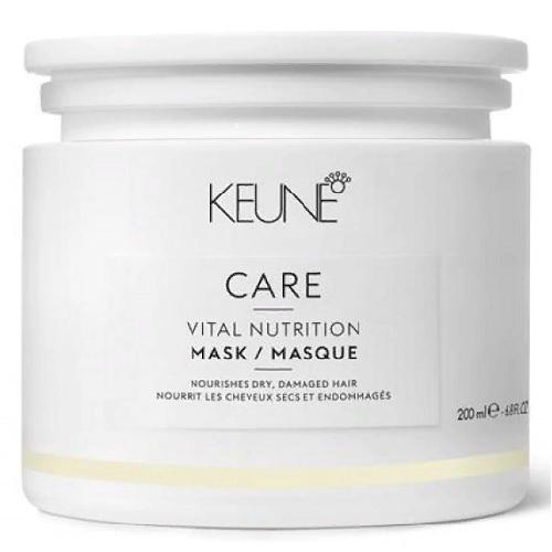 Keune Маска Основное питание/ CARE Vital Nutrition Mask, 200 мл.