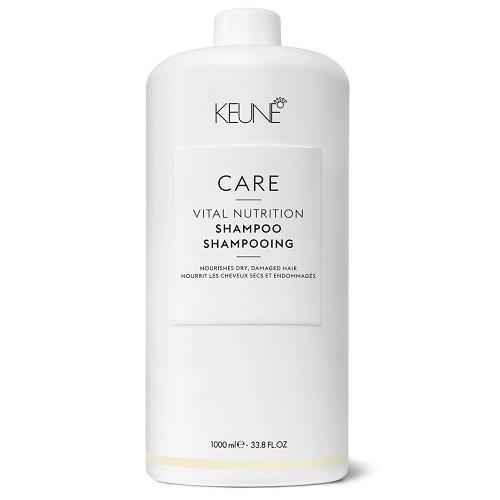 Keune Шампунь Основное питание/ CARE Vital Nutrition Shampoo, 1000 мл.