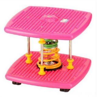 Степпер твист тонкая талия Twister Dance Machine, Цвет: Розовый