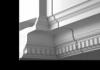 Внутренний Угол Европласт Фасадный 4.01.322 Ш406хВ297хГ406 мм