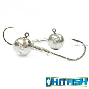 Джиг головка Hitfish Round Jig 90 №12/0 / 22 гр (2шт в уп)