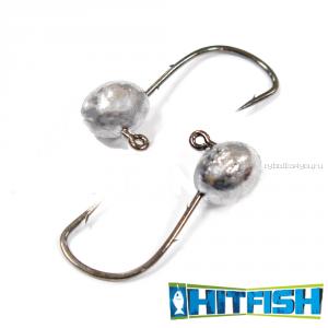 Джиг головка Hitfish Micro Jig № 2 / 1,3гр (5шт в уп)