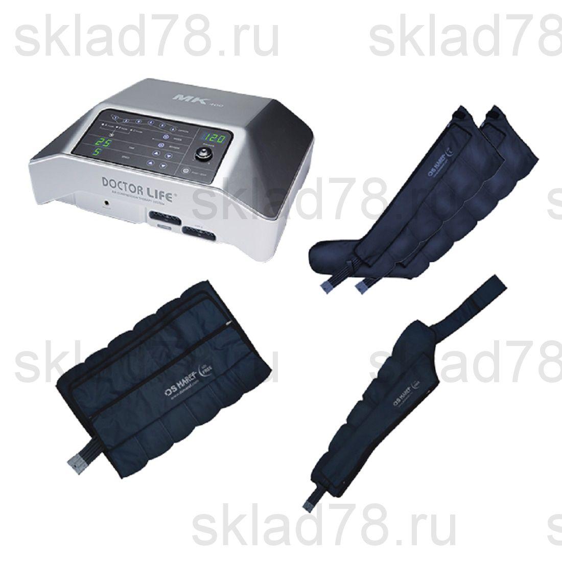 Doctor Life MARK 400 + манжеты для ног + пояс для похудения + манжета на руку