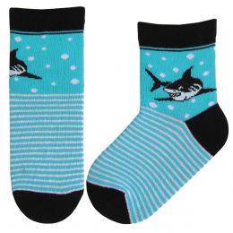 Детские носки С50 Морские обитатели