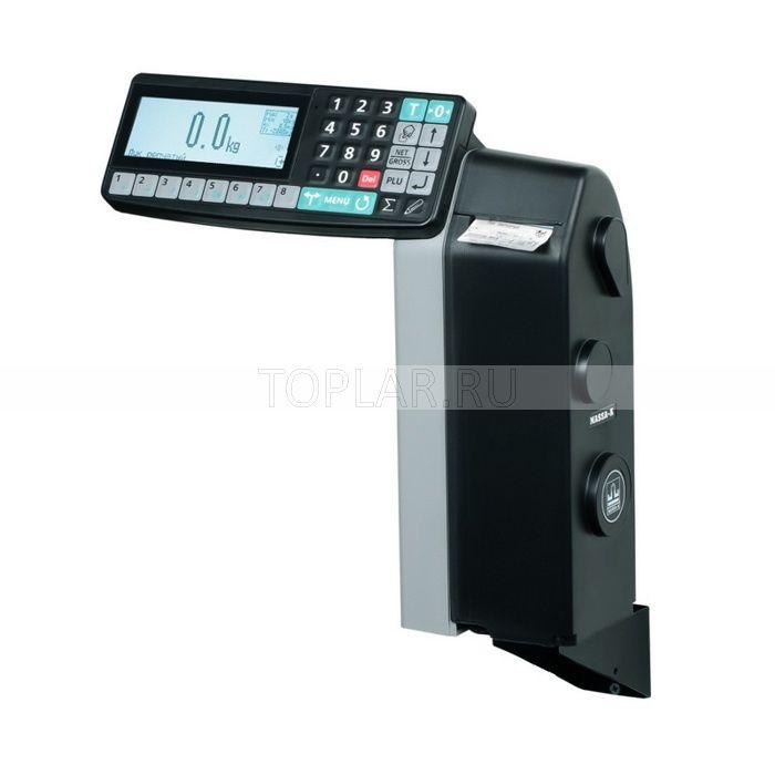 Весовой терминал с печатью этикеток МАССА R2L