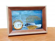 Настольные часы «КРЫМСКИЙ МОСТ», вариант 1