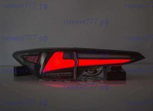 Фонари задние, LED, Lexus стиль