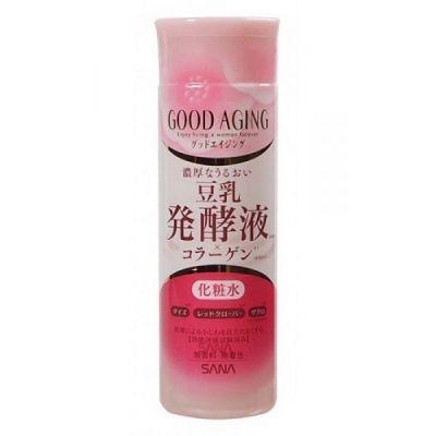 SANA Good Aging Лосьон увлажняющий и подтягивающий для зрелой кожи 180мл