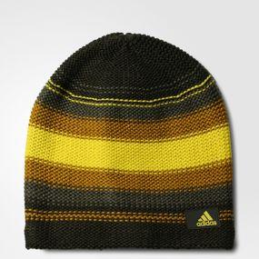 Женская шапка adidas Climaheat Street Beaine чёрная