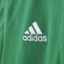 Детская футболка-поло adidas Tiro 17 Cotton Polo зелёная