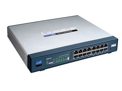 Маршрутизатор Cisco RV016