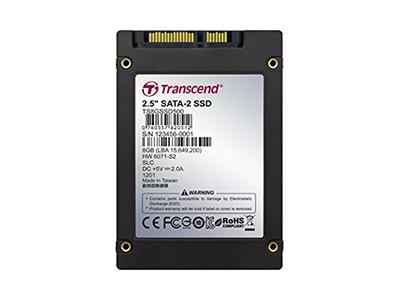 Жесткий диск Transcend 8Gb 3G SATA SSD 2.5, TS8GSSD500