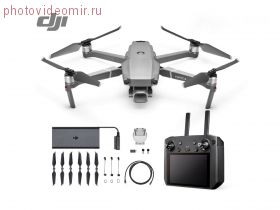 Квадрокоптер DJI Mavic 2 PRO Smart Controller Set
