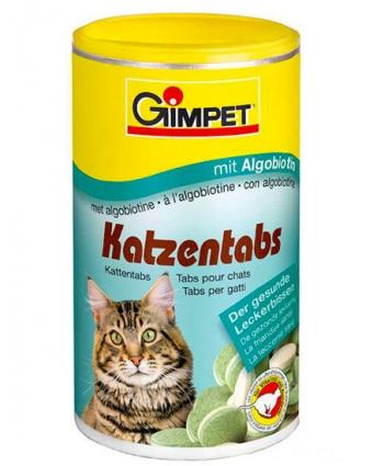 Витамины для кошек GimPet (Джимпет) с морскими водорослями 710шт