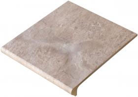 Ступень фронтальная Italon Magnetique Gradone Front. (1) Mineral White 30×33