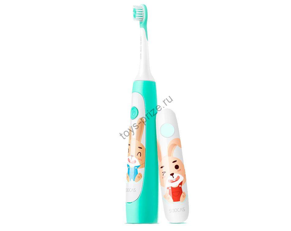 Электрическая зубная щетка детская Xiaomi Soocas Сhildren's Electric ToothBrush