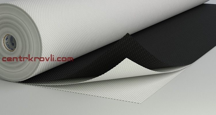 Изоспан Aq poff гидро-ветрозащитная паропроницаемая мембрана