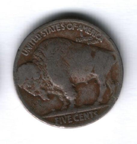 5 центов 1929 года США