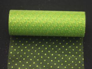 `Фатин с люрексом, средняя жесткость, ширина 15 см, цвет: Q21