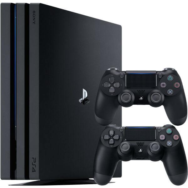 Игровая консоль  Sony Playstation 4 Pro 1TB (CUH-7208B) + DualShock 4 V2