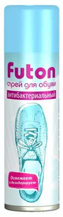 Дезодорант д/обуви Футон с антимик. защитой 153мл/500501