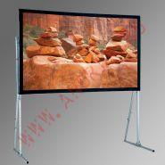 """Мобильный проекционный экран Draper Ultimate Folding Screen NTSC (3:4) 254/96"""" 144*197 XT1000V"""