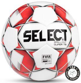 Футбольный мяч Select Brillant Super TB (клееный)