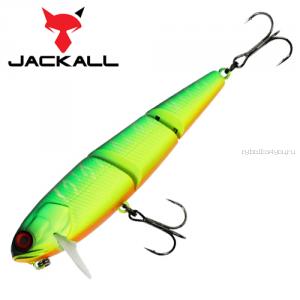 Воблер Jackall Deka HAMA-KU-RU 95 мм / 17 гр / Заглубление: 0 - 0,5 м / цвет: matt tiger
