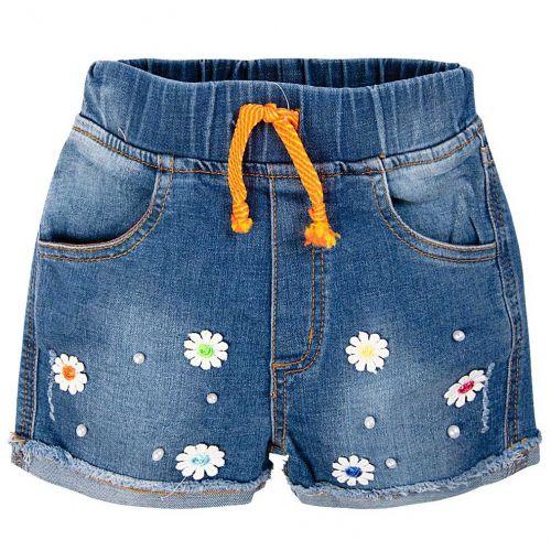 Джинсовые шорты для девочек 2-5 лет Bonito Jeans OP770