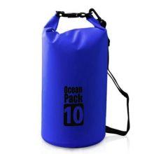 Водонепроницаемая сумка-мешок Ocean Pack, 10 L, Цвет: Синий