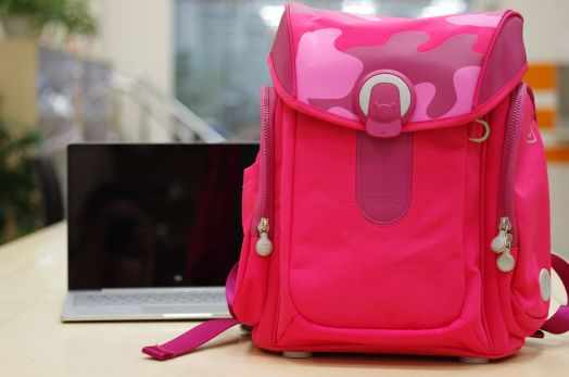 Рюкзак детский Xiaomi  Mi Rabbit MITU Children Bag Pink