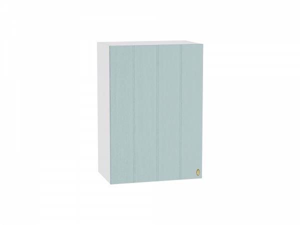 Шкаф верхний Прованс В600 Ф46 (голубой)