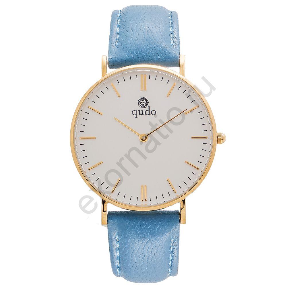 Наручные часы Qudo 802507 BL/G