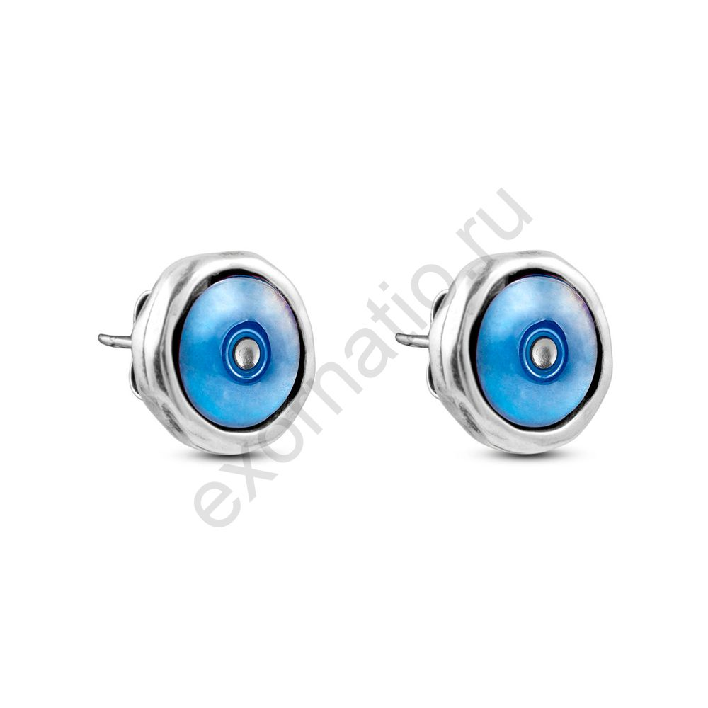 Серьги Ciclon A191604-07 BL/S